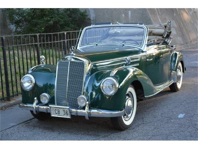 1952 Mercedes-Benz 220 | 887027