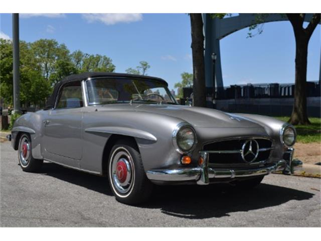 1963 Mercedes-Benz 190SL | 887028
