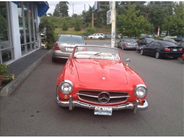 1962 Mercedes-Benz 190SL | 887029