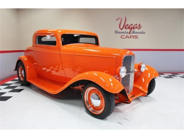 1932 Ford 3-Window Coupe | 887030