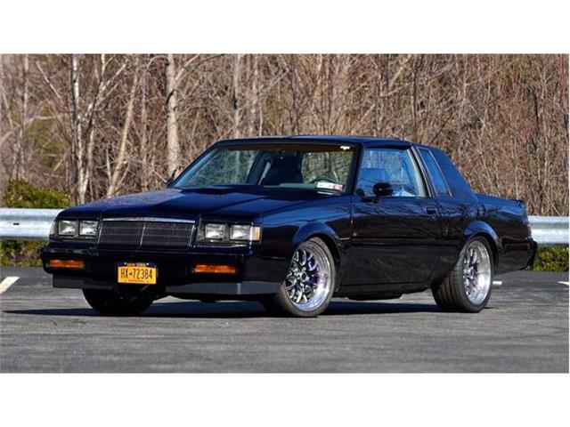 1986 Buick Grand National | 880704