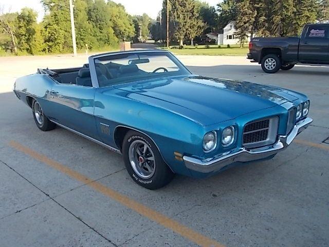 1971 Pontiac LeMans | 887044