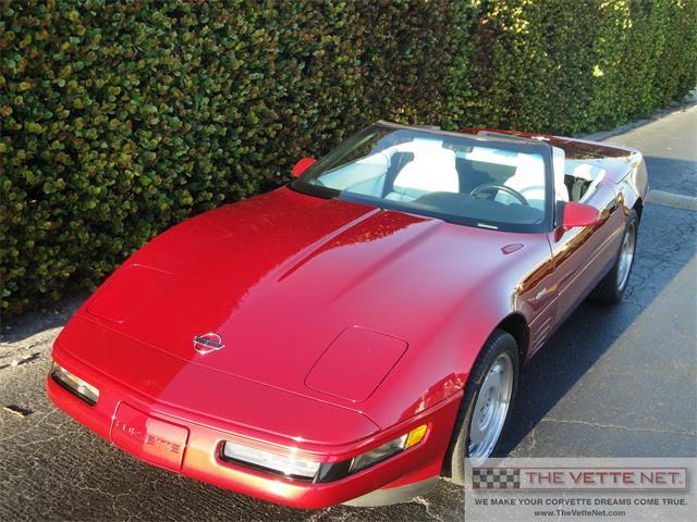 1992 Chevrolet Corvette | 887047