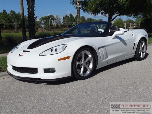2010 Chevrolet Corvette | 887048