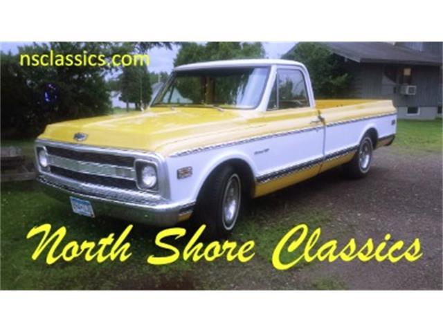1970 Chevrolet C/K 10 | 887051