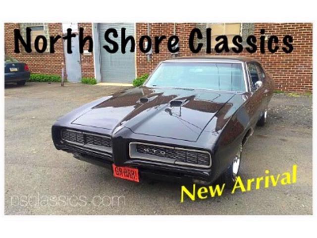 1968 Pontiac GTO | 887052