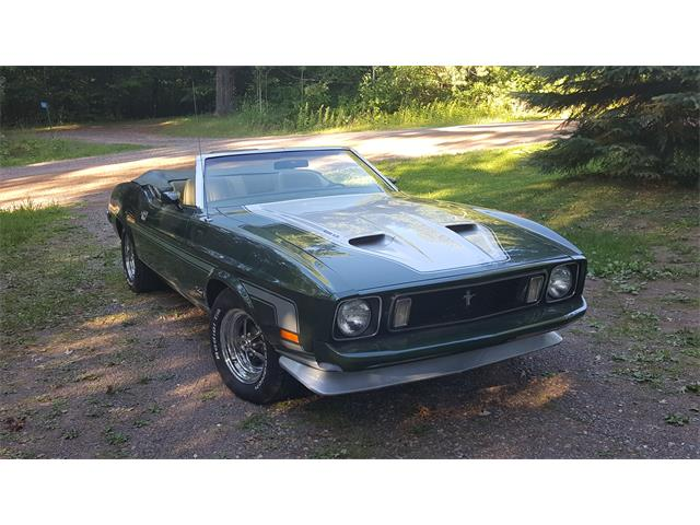 1973 Ford Mustang | 887055