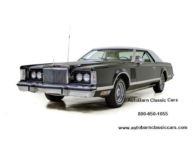 1979 Lincoln Continental Mark V Cartier | 887067