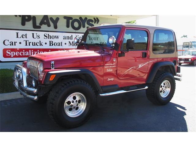 1998 Jeep Wrangler | 887075