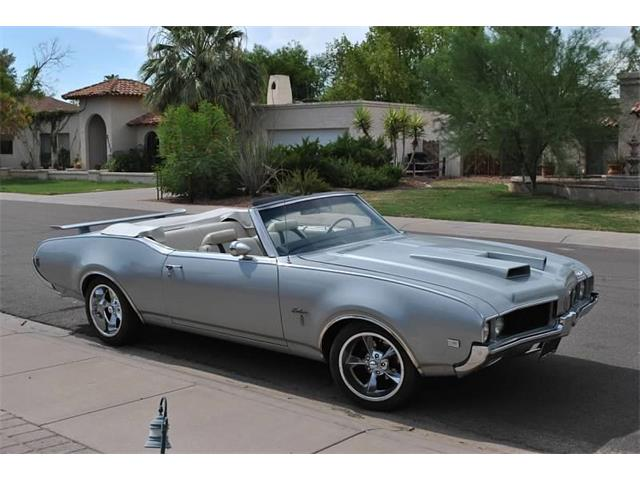 1969 Oldsmobile Cutlass | 887093