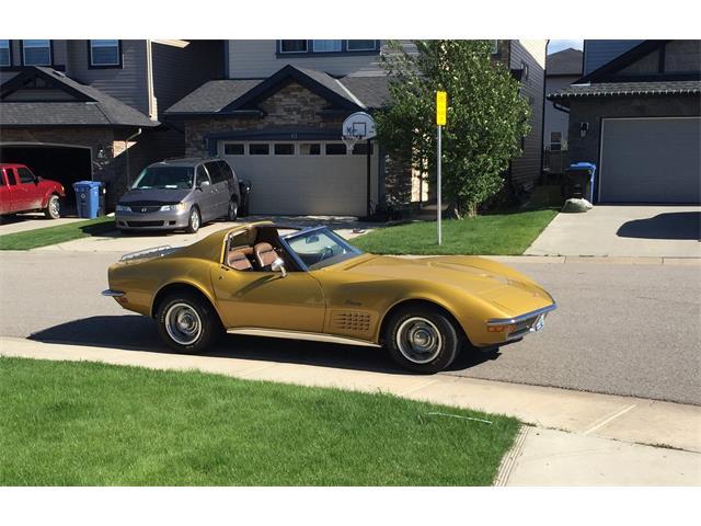 1972 Chevrolet Corvette | 887096