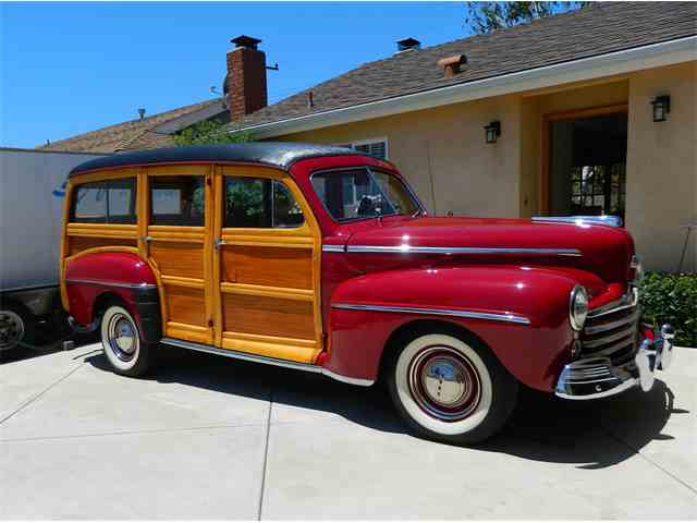 1948 Ford Woody Wagon