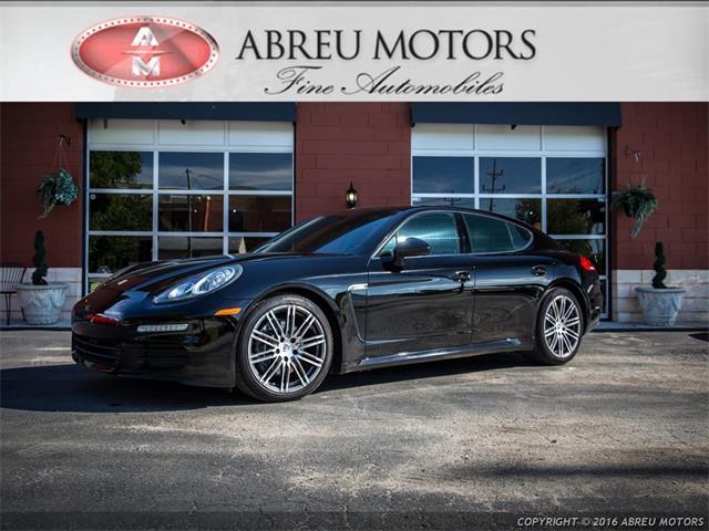 2015 Porsche Panamera | 887104