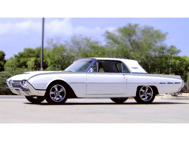 1962 Ford Thunderbird | 887105