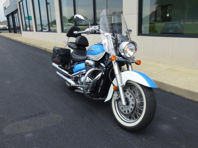 2009 Suzuki Motorcycle | 887109
