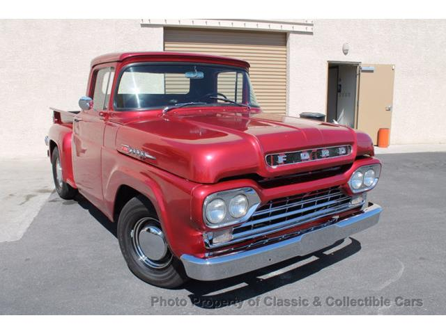 1960 Ford F100 | 887116