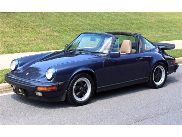 1986 Porsche 911 | 887120