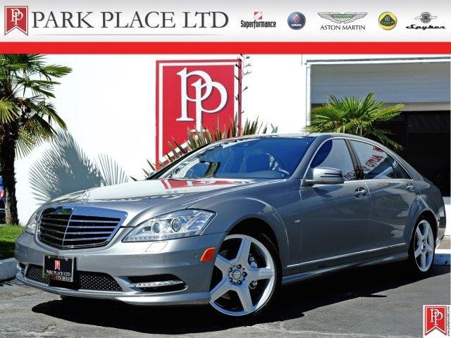 2012 Mercedes-Benz S550 | 887132