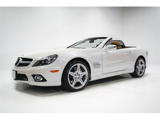 2011 Mercedes-Benz 550 SL | 887135