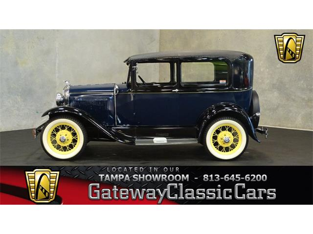 1930 Ford Model A | 887137