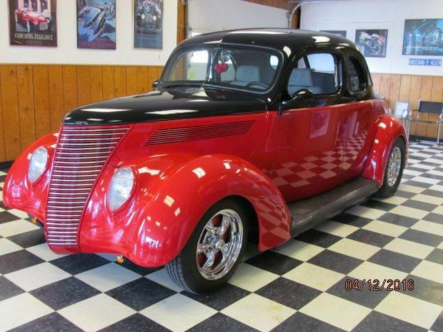 1937 Ford 2-Dr Coupe | 887138