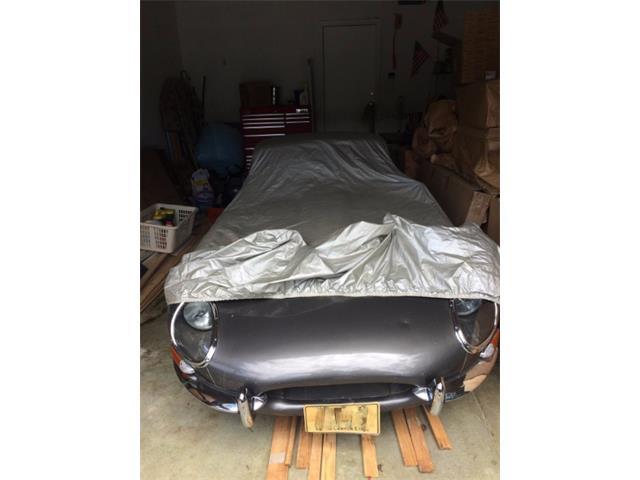 1963 Jaguar XKE | 887141