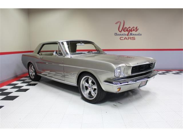 1966 Ford Mustang | 887143