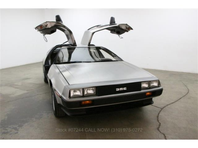 1981 DeLorean DMC-12 | 887146