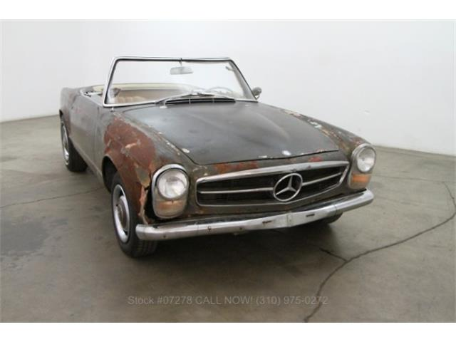 1966 Mercedes-Benz 230SL | 887148