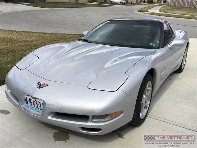 2000 Chevrolet Corvette | 887152