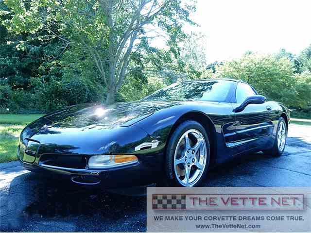 2004 Chevrolet Corvette | 887153