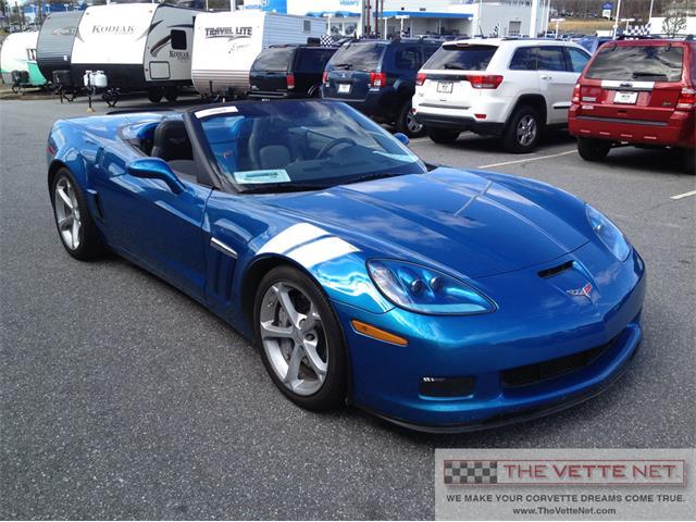 2011 Chevrolet Corvette | 887154