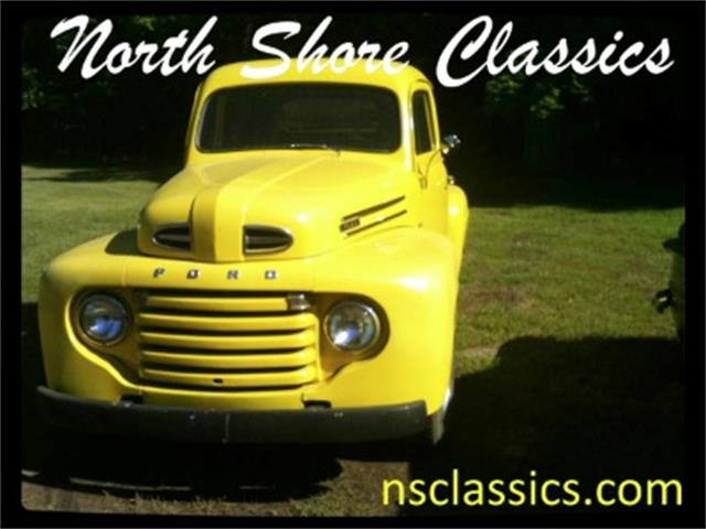 1950 Ford F1 | 887155
