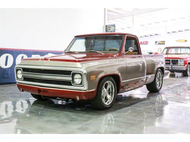1970 Chevrolet C/K 10 | 887160