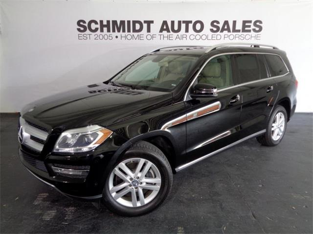 2013 Mercedes-Benz GL450 | 887165