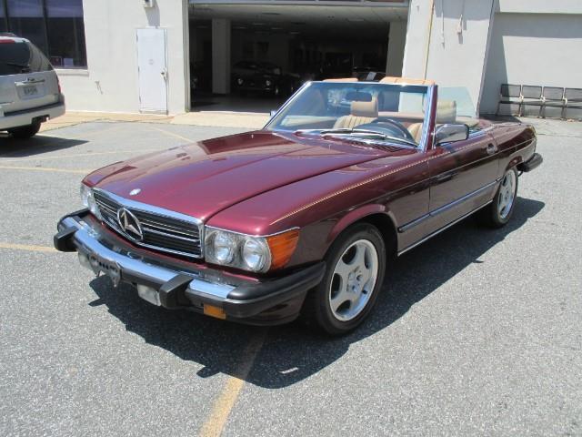 1988 Mercedes-Benz 560 | 887189