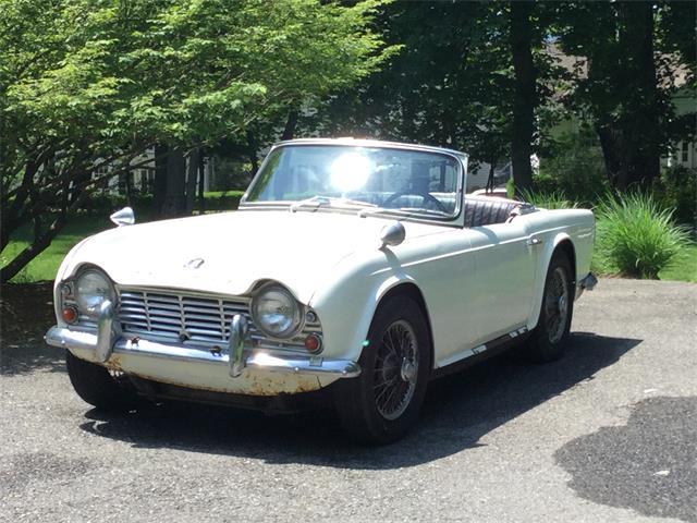 1964 Triumph TR4 | 887192