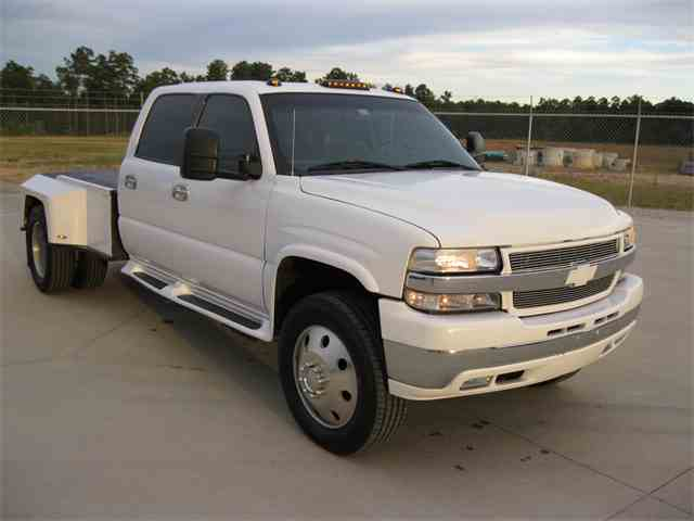 2001 Chevrolet 3500 | 887203