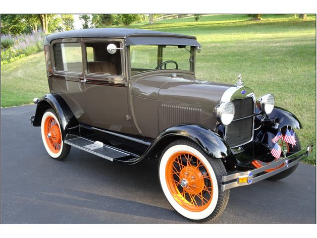 1929 Ford Model A | 887206