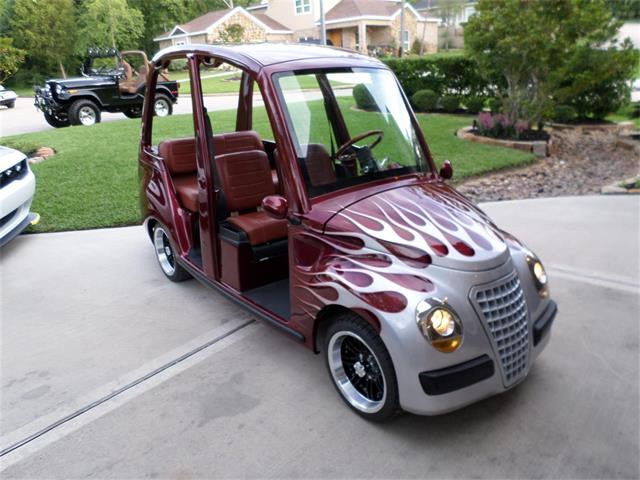 2010 LIDO LS Electric Golf Cart | 887208