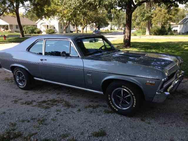 1972 Chevrolet Nova SS | 887209