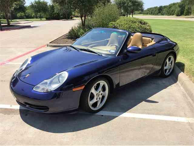 2001 Porsche Carrera | 887213