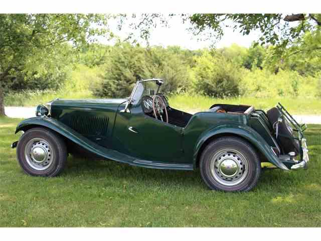 1951 MG TD | 887215