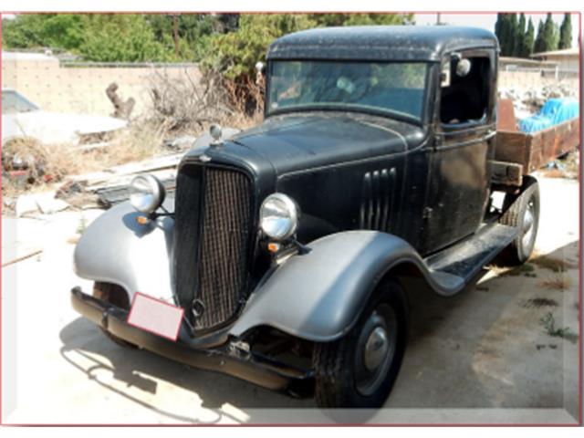 1934 Chevrolet Pickup | 887225