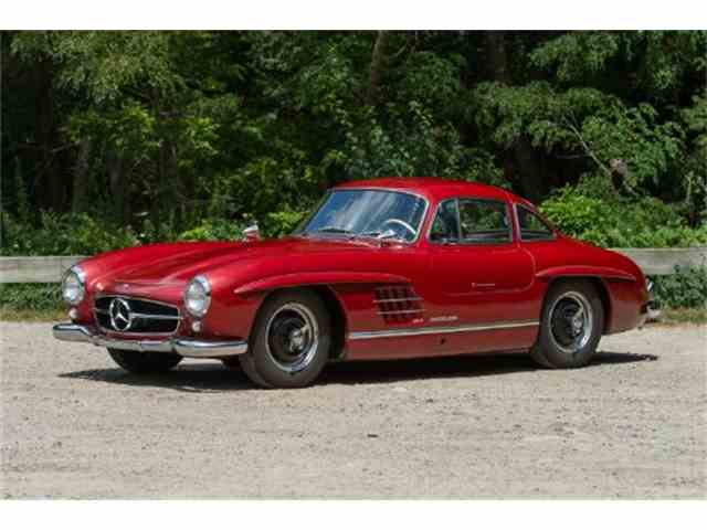 1955 Mercedes-Benz 300SL | 887236