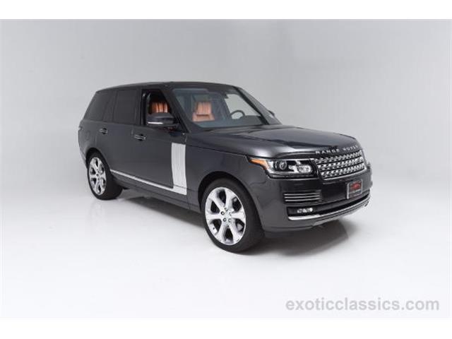 2015 Land Rover Range Rover | 887239