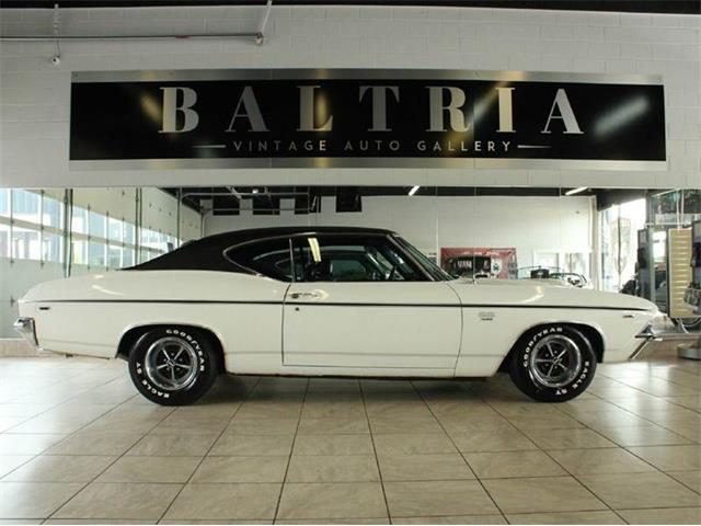 1969 Chevrolet Chevelle | 887245