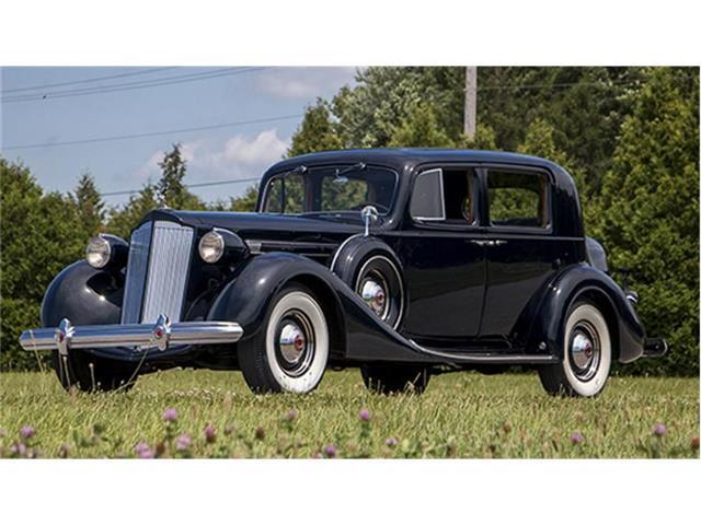 1937 Packard Twelve | 880725