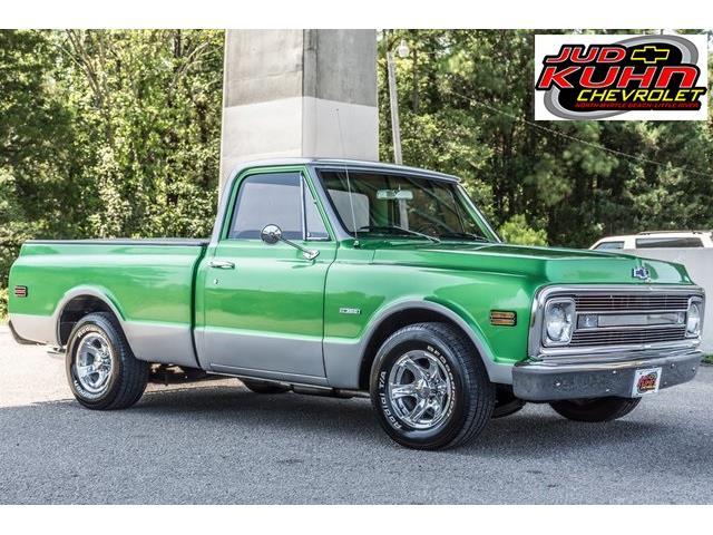 1969 Chevrolet C/K 10 | 887250