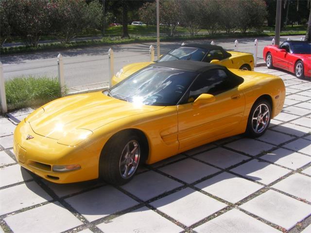 2002 Chevrolet Corvette | 887254